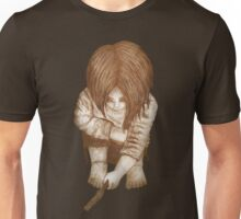 Alone - Sepia T-Shirt