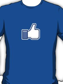 Facebook Thumb T-Shirt