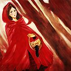 Evil Red Riding Hood by cucubaou