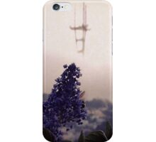 Flower & Sutro Tower iPhone Case/Skin