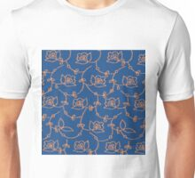 Abstract scroll Unisex T-Shirt