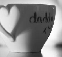 I love Daddy Mug x by TommyCorry