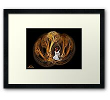 The Orchard Framed Print