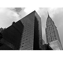 Chrysler Building 2 Photographic Print