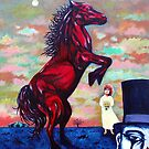 'The Red Horse' by Jerry Kirk