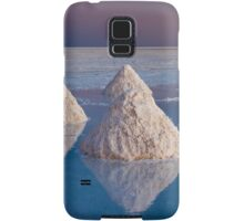 Salt mounds Samsung Galaxy Case/Skin