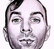 Travis Barker by ady-182