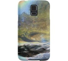 beyond the scarred and barren shores Samsung Galaxy Case/Skin