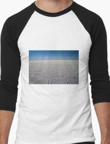 Uyuni Salt Flat Men's Baseball ¾ T-Shirt