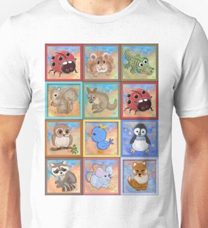 Baby animals 2 Unisex T-Shirt