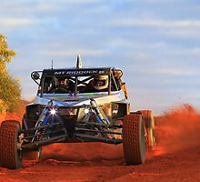 Car 88 - Finke 2011 Day 1 by Centralian Images