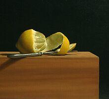 Lemon Peeled by Paul Coventry-Brown
