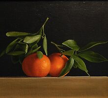 Clementines by Paul Coventry-Brown