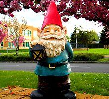 Sakura School Gnome by DustysGnomes
