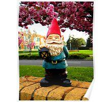 Sakura School Gnome Poster