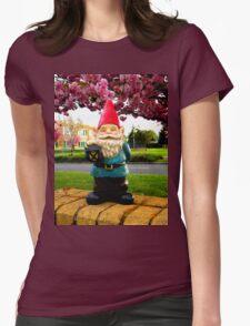Sakura School Gnome Womens Fitted T-Shirt
