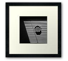 ...office... Framed Print