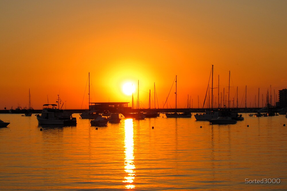 Ibiza Sunset V by Sorted3000