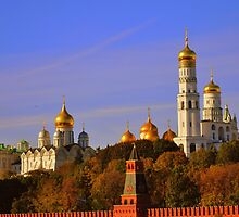 My view of the Kremlin by photog-nikon