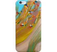 Colorful beautiful shapes for good mood iPhone Case/Skin