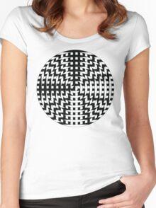 Cross Eyes Women's Fitted Scoop T-Shirt