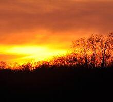 Fire in the Sky by ndtim