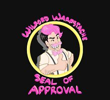 Wilford Warfstache Seal of Approval Unisex T-Shirt