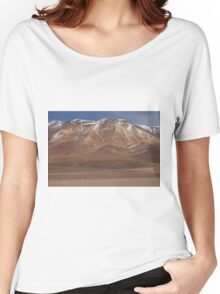 Bolivian landscape Women's Relaxed Fit T-Shirt
