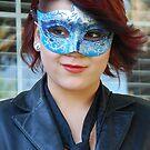 Masked Beauty by Marjorie Wallace