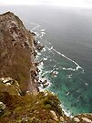 View over Cape Point, South Africa by Magic-Moments