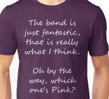 Pink Floyd - Have a Cigar! Light Text Unisex T-Shirt