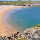 Broadhaven South Beach, Pembrokeshire, Wales by Nick  Gill