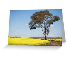 Road to Maryborough  Greeting Card