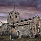 St.Georges Church,Anstey 2 by Geoff Carpenter