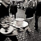 Garçon de Café by Vincent Riedweg