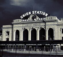 """Union Station"" Denver, CO by Zeibyasis"