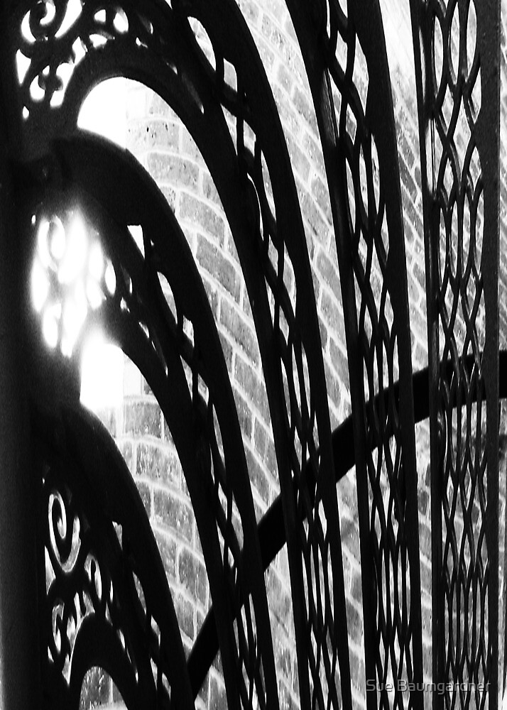 Pemaquid Spiral Staircase Design by Sue Baumgardner