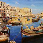 Malta by Troitsky