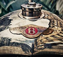 Bentley Badge by PKay Photography