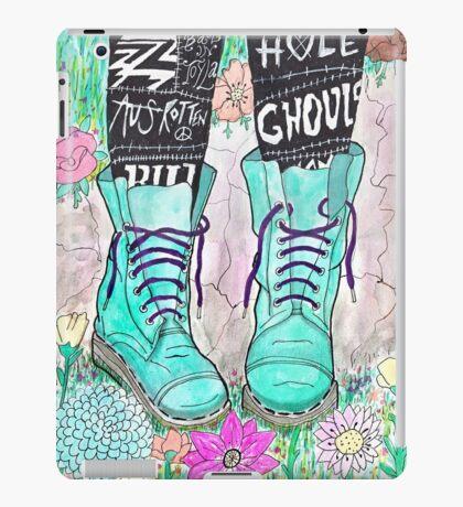 Punk Boots iPad Case/Skin