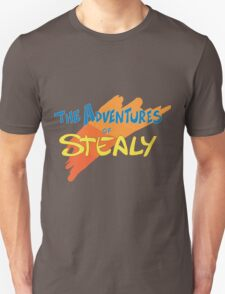 Rick and Morty: The Adventures of Stealy T-Shirt