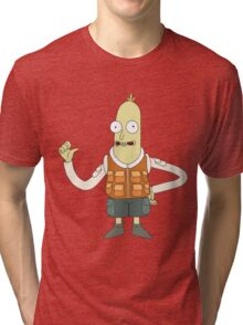 Rick and Morty: Stealy Tri-blend T-Shirt