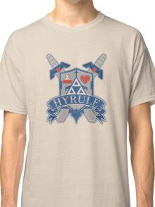 Hyrule Shield Classic T-Shirt