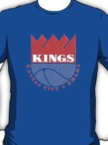 Kansas City Kings Vintage T-Shirt