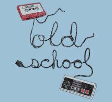 Old School Kids Tee