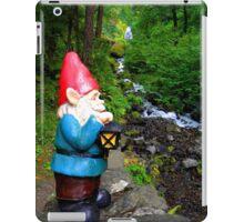 Babbling Gnome iPad Case/Skin