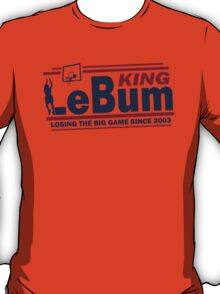 Funny King Lebum James  T-Shirt