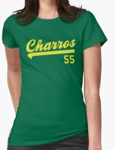 Kenny Powers Charros Team Womens Fitted T-Shirt