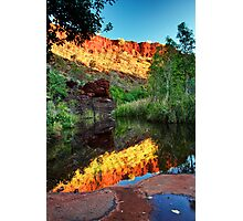 Colours of the outback Photographic Print