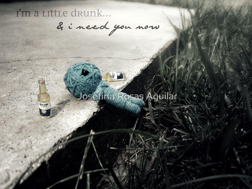 A Little Drunk by Josefina Rosas Aguilar